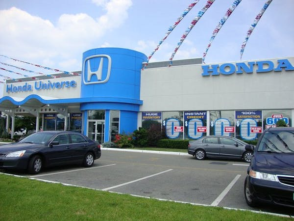 Honda Universe, Lakewood, NJ, 08701