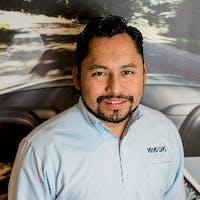 Miguel Martinez at Volvo Cars Annapolis