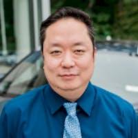 Tony Kim at Volvo Cars Annapolis