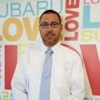 Ryan Crawford at Annapolis Subaru