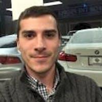 Tom Peterson at Elite Motors