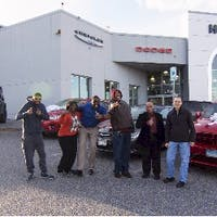 Jared Wright at Heritage Chrysler Dodge Jeep Ram Owings Mills