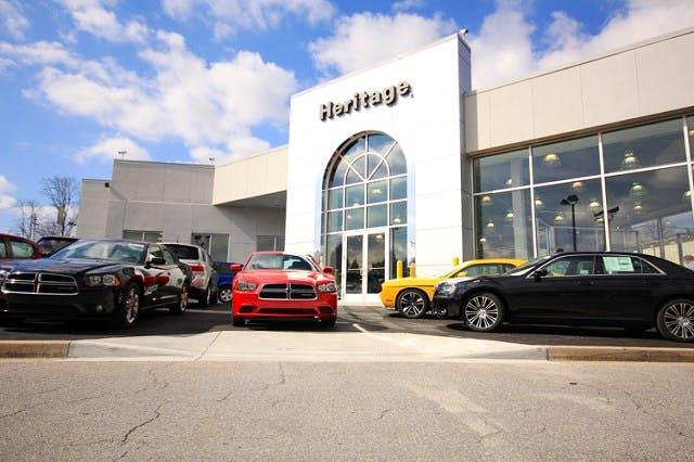 Heritage Chrysler Dodge Jeep Ram Owings Mills, Owings Mills, MD, 21117