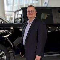 Charlie Hansmeyer at Lou Bachrodt Auto Mall
