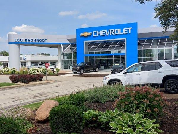 Lou Bachrodt Auto Mall, Rockford, IL, 61112