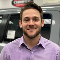 Matthew Siedem at Larry H. Miller Toyota Boulder