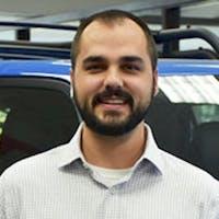 Andrew Keadle at Larry H. Miller Toyota Boulder