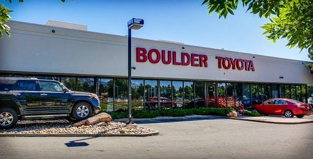 Larry H. Miller Toyota Boulder, Boulder, CO, 80301