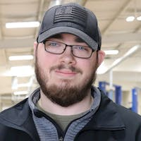 Zackery Nelson at Hutcheson Ford