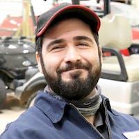 Alex Marquez at Hutcheson Ford