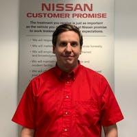 Patrick Wingfield at Country Nissan