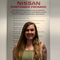 Natasha  Adams at Country Nissan
