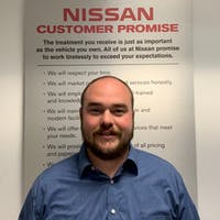 Josh Gamache at Country Nissan