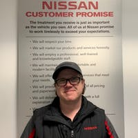 Eddie Perkins at Country Nissan - Service Center