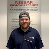 Brendon Roux at Country Nissan