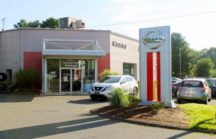 Country Nissan, Hadley, MA, 01035