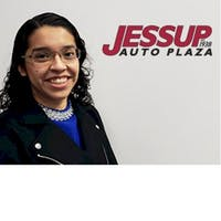 Elizabeth Rojas at Jessup Auto Plaza