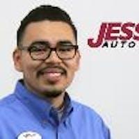 Ruben Guzman at Jessup Auto Plaza