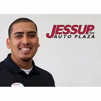 Johnny Aguilar at Jessup Auto Plaza