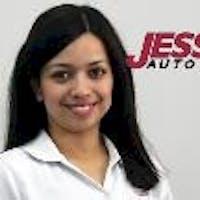 Raquel Garza at Jessup Auto Plaza