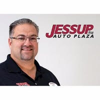 Chris King at Jessup Auto Plaza