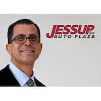 Ulises Valenzuela at Jessup Auto Plaza