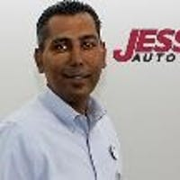Ali Syed at Jessup Auto Plaza