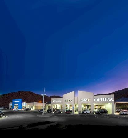 Jessup Auto Plaza, Cathedral City, CA, 92234