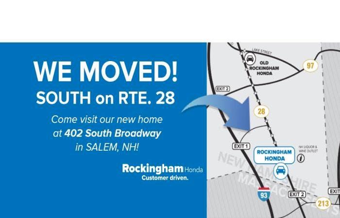 Rockingham Honda, Salem, NH, 03079