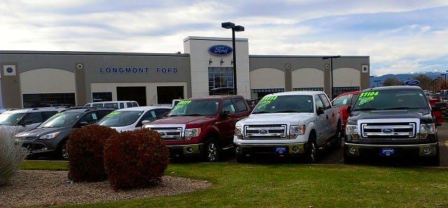 Longmont Ford, Longmont, CO, 80501
