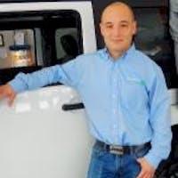 Jeremy Brocato at Bournival Jeep