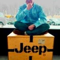 Steve Tobey at Bournival Jeep