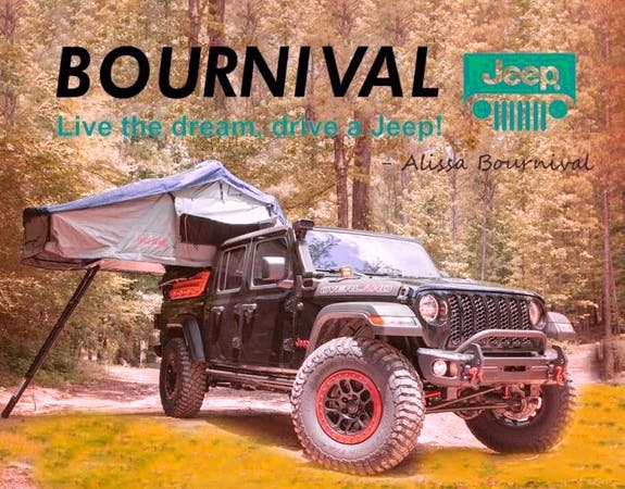 Bournival Jeep, Portsmouth, NH, 03801