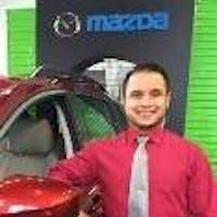 German Bracho at Jenkins Mazda