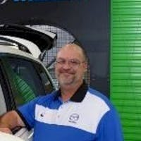 James Morris at Jenkins Mazda