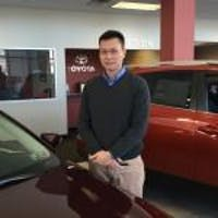 Evan  Wang  at Sloane Toyota of Philadelphia