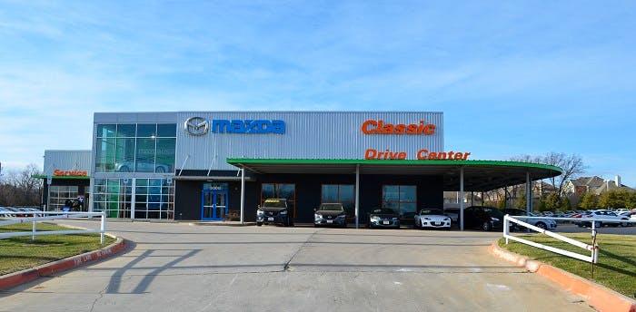 Classic Mazda of Denton, Denton, TX, 76210