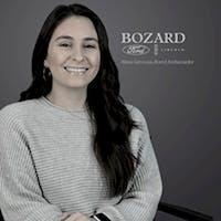 Alexa Gennusa at Bozard Ford Lincoln