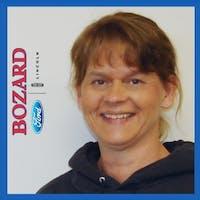 Pam Austin at Bozard Ford Lincoln