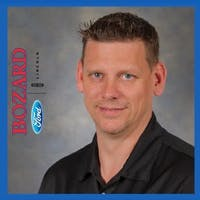 Billy Arndt at Bozard Ford Lincoln - Service Center