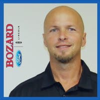 Trent Anderson  at Bozard Ford Lincoln