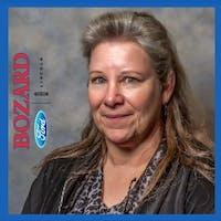 Susan Metcalf at Bozard Ford Lincoln