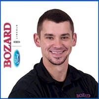Zach Gibbs at Bozard Ford Lincoln