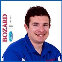 Joey Cotroneo at Bozard Ford Lincoln