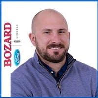 Brian Mello at Bozard Ford Lincoln