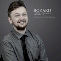 Ashton Sumner at Bozard Ford Lincoln