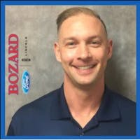 Ryan Hurewitz at Bozard Ford Lincoln