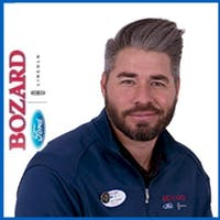 Hayden Lewis at Bozard Ford Lincoln
