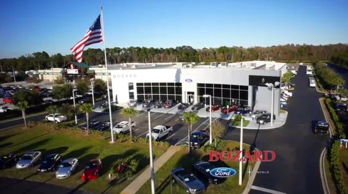 Bozard Ford Lincoln, St. Augustine, FL, 32084