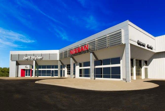 Jeff Wyler Nissan >> Jeff Wyler Kings Nissan Nissan Service Center